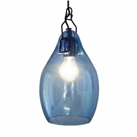 Bubblicious hanglamp Goods blauw