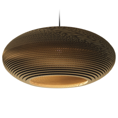 OP = OP - Disc 24 hanglamp Graypants natural