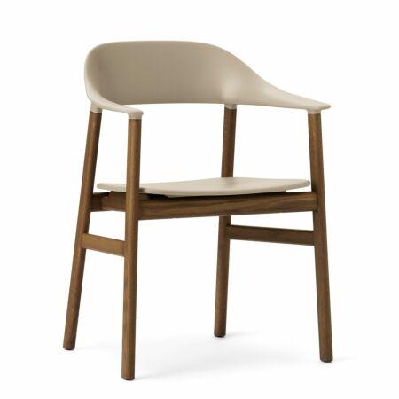 Herit Armchair stoel Normann Copenhagen gerookt - zand