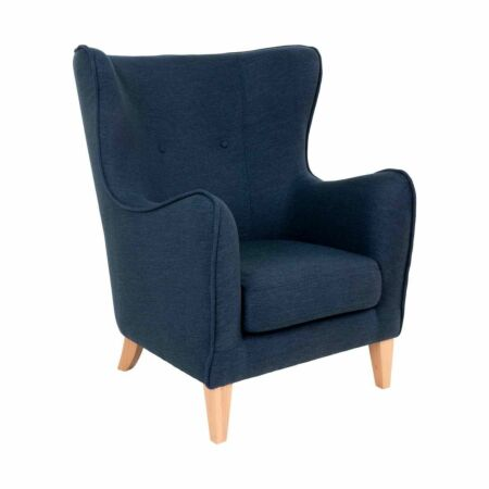 Campo fauteuil House Nordic donkerblauw