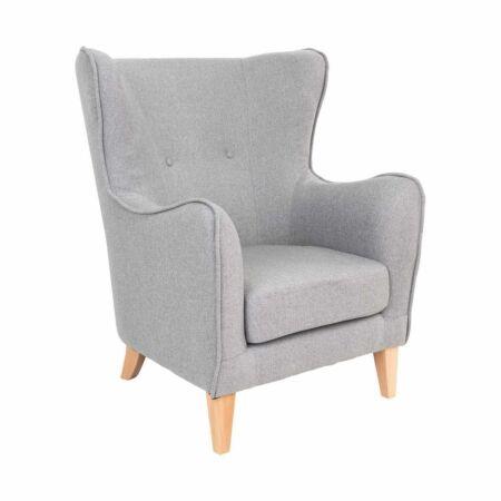 Campo fauteuil House Nordic lichtgrijs