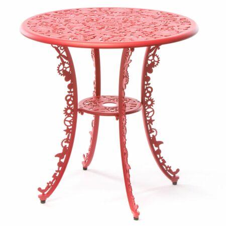 OP = OP - Industry tafel Seletti rond rood