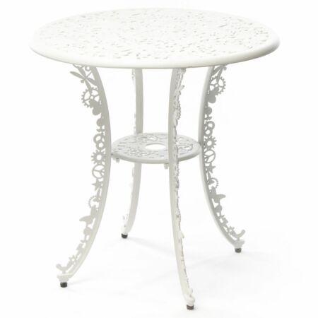 Industry tafel Seletti rond wit