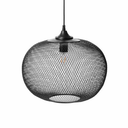 Indy hanglamp Bodilson zwart