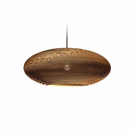 Jazzy hanglamp Think Paper Ø44