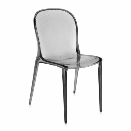 OP = OP - Thalya stoel Kartell gerookt set 2 stuks