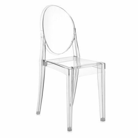 Victoria Ghost stoel Kartell kristal
