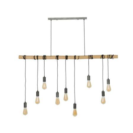 Bamboe hanglamp Kay - 9L