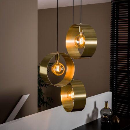 Bing hanglamp Kay - 3L - getrapt