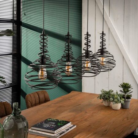 Carine hanglamp Kay - 4xØ25