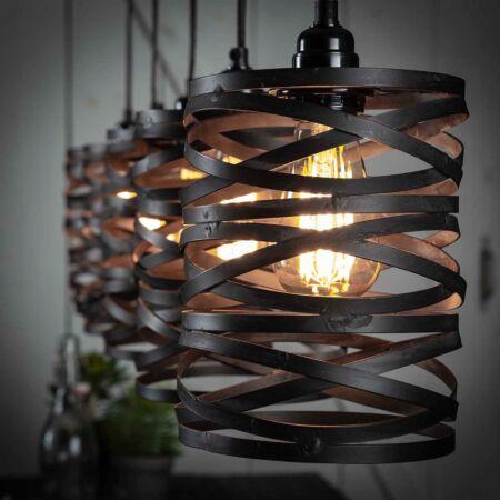 Fiz hanglamp Kay - 5xØ17