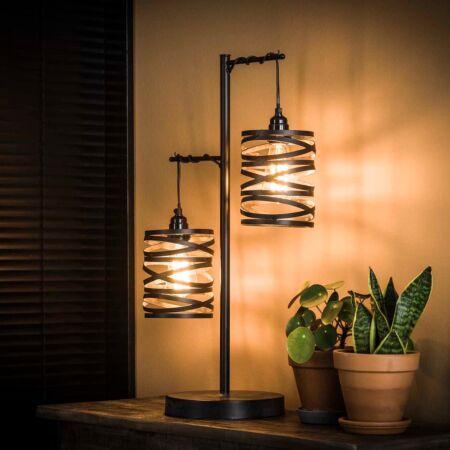 Fiz tafellamp Kay - 2xØ14