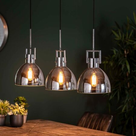 George hanglamp Kay - chrome