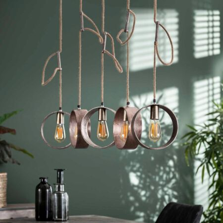 Rolly hanglamp Kay - 5L