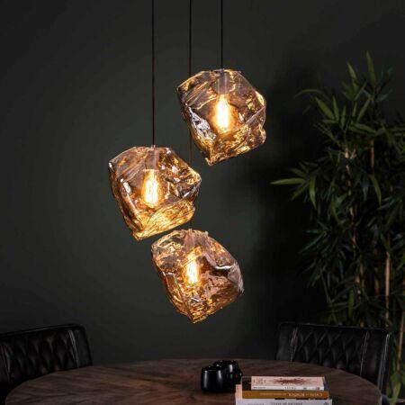 Sue hanglamp Kay - chrome - 3L