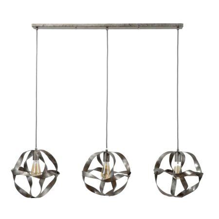 Swirl hanglamp Kay - 3xØ30