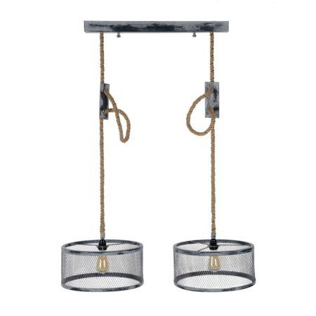 Through hanglamp Kay - 2xØ40