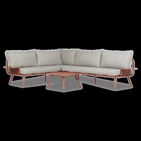 Beau loungeset Lanterfant - Terracotta