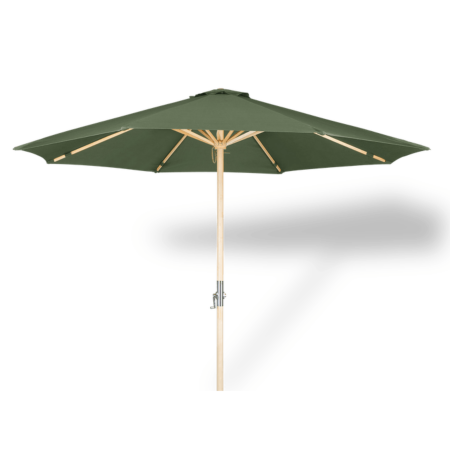Lucas parasol Lanterfant - Mosgroen
