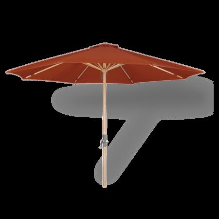 Lucas parasol Lanterfant - Terracotta