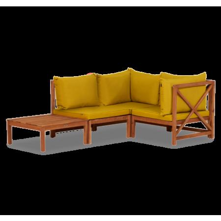 Suus loungeset Lanterfant - Oker