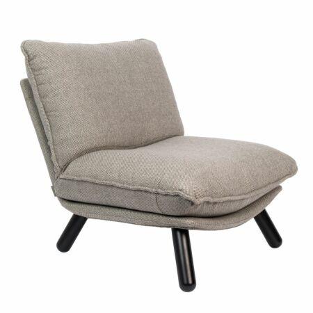 Lazy Sack fauteuil Zuiver grijs