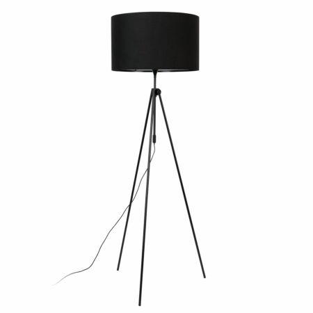 OP = OP - Lesley vloerlamp Zuiver zwart