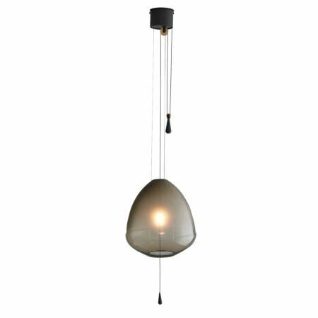 Limpid hanglamp M Hollands Licht gerookt verstelbaar