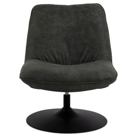 Milan fauteuil Liv - Antraciet