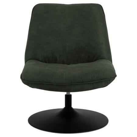 Milan fauteuil Liv - Olijfgroen