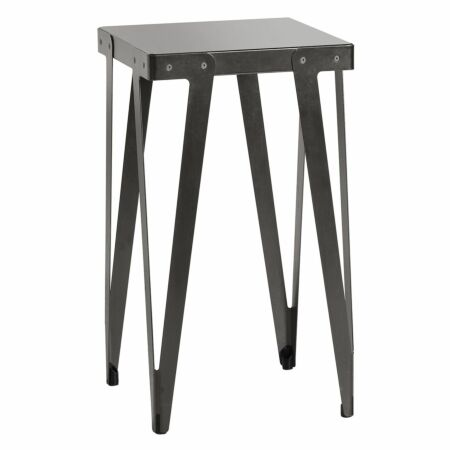 Lloyd High tafel Functionals 60x60 zwart