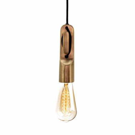 OP = OP Lobos hanglamp By-Boo brons aluminium