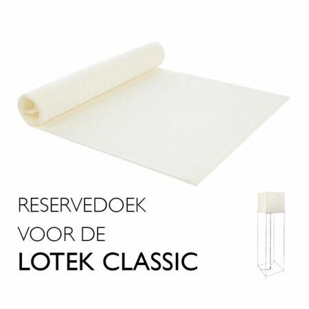 Lotek Classic reservedoek Hollands Licht