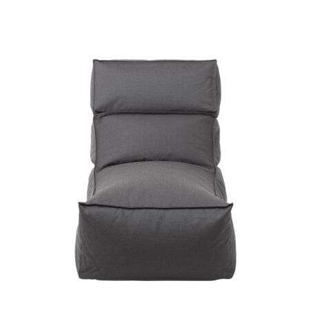 Stay lounger large Blomus Coal