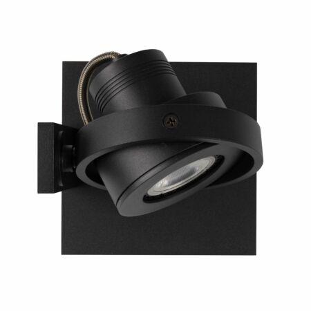 Luci LED spot Zuiver enkel - zwart