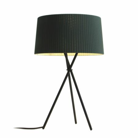 Tripode M3 tafellamp Santa & Cole groen raw