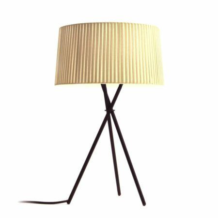 Tripode M3 tafellamp Santa & Cole naturel