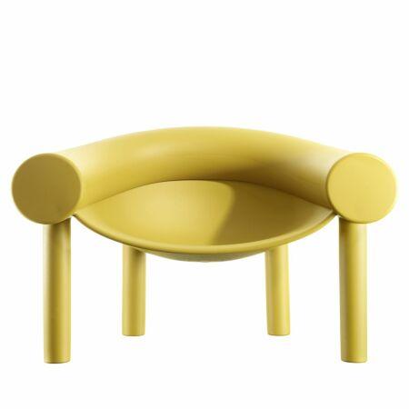 Sam Son fauteuil Magis geel