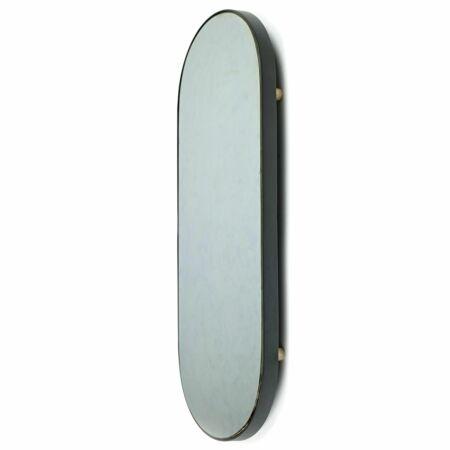 Mirror Tray spiegel Serax 80x31 zwart