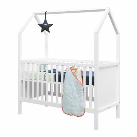 My First House bed Bopita wit 70x140cm