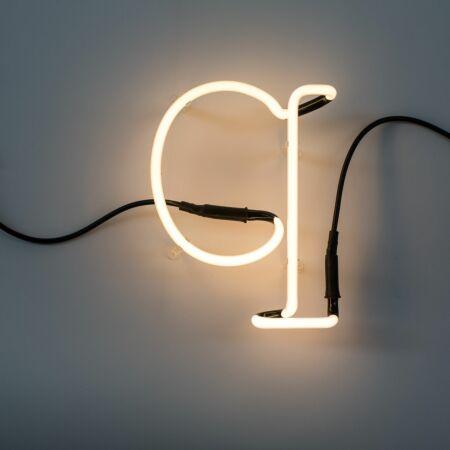 Neon Art letter Seletti Q