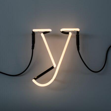 Neon Art letter Seletti Y
