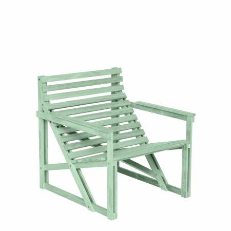 Patio fauteuil Weltevree groen