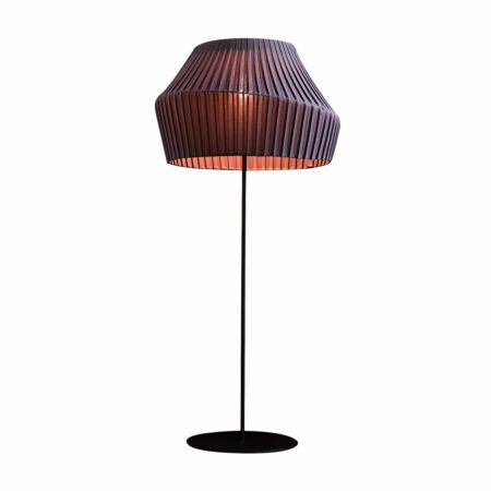 Pleat vloerlamp Hollands Licht