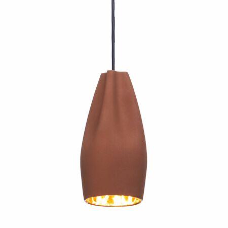 Pleat Box 13 hanglamp Marset terracotta