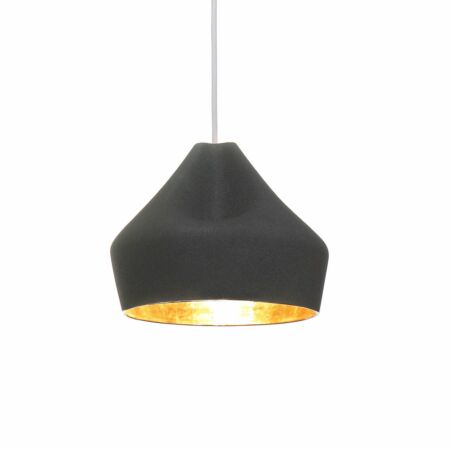 Pleat Box 24 hanglamp Marset goud - zwart