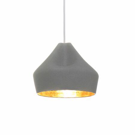 Pleat Box 24 hanglamp Marset goud - grijs