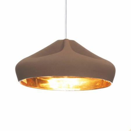 Pleat Box 36 hanglamp Marset bruin