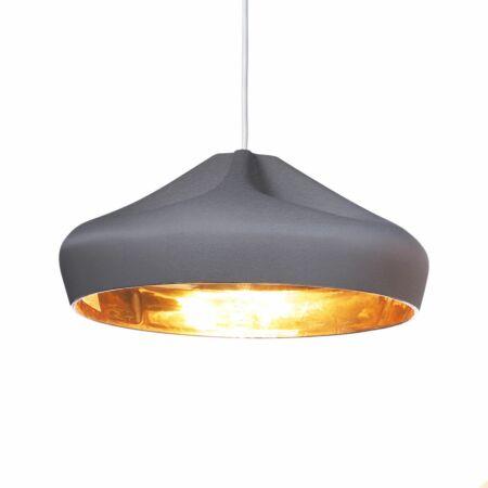 Pleat Box 36 hanglamp Marset grijs