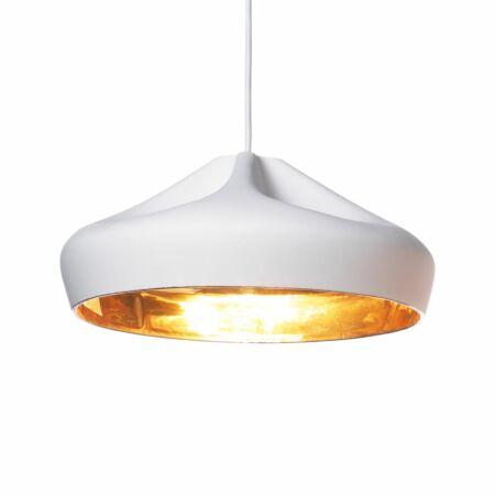 Pleat Box 36 hanglamp Marset wit